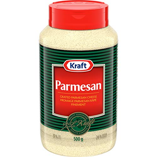 KRAFT Grated Parmesan Cheese 500G