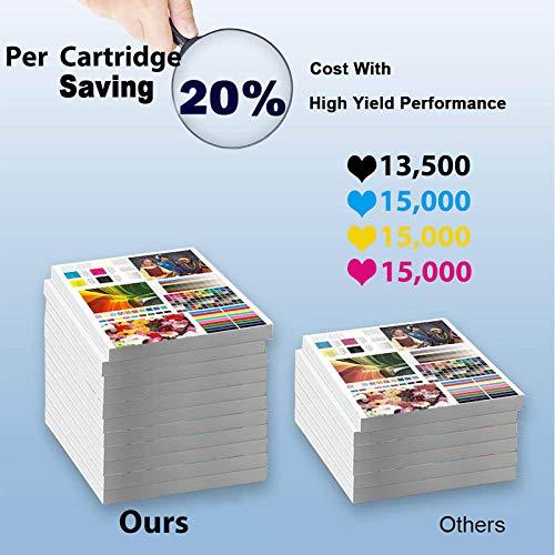 Cartucho de tóner compatible 650A CE273A para impresora láser (magenta) utilizado para HP Color LaserJet M750 M750xh CP5525 CP5525dn CP5525xh (alto rendimiento)