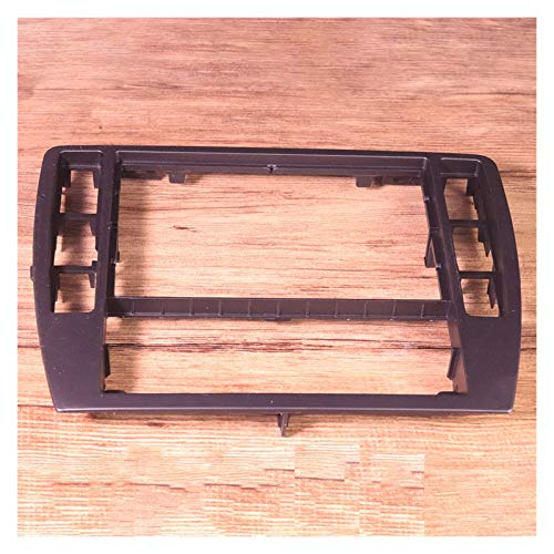 JYXZQZZ ZQZHEN Panel de Radio Interior del automóvil Dashboard Center Console Decorative Bezel Panel 3B0858069 Ajuste Adecuado para Volkswagen Passat B5 2001 2002