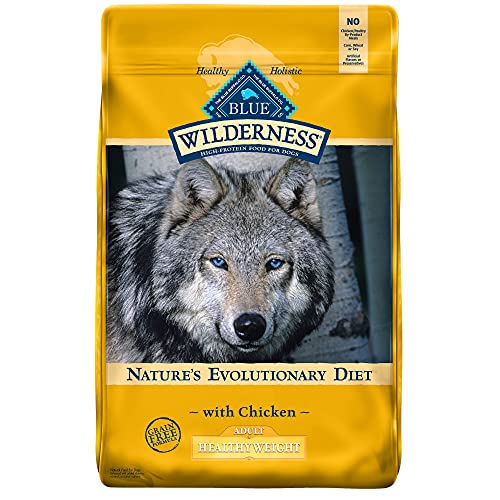 Blue Buffalo Wilderness High Protein Natural Adult Healthy Weight...