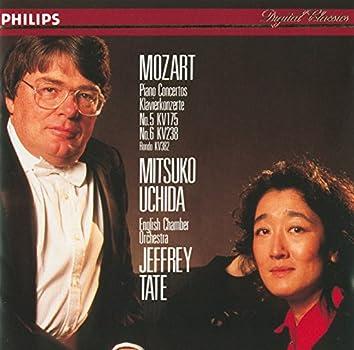 Mozart: Piano Concertos Nos. 5 & 6 etc
