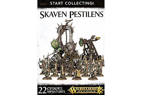 Warhammer AoS – Start Collecting! Skaven Pestilens 99120206025