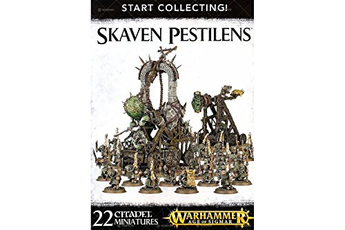 Warhammer AoS - Start Collecting! Skaven Pestilens 99120206025