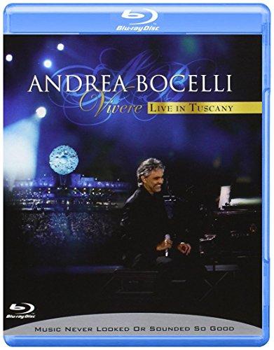 Andrea Bocelli: Vivere - Live In Tuscany [Reino Unido] [Blu-ray]