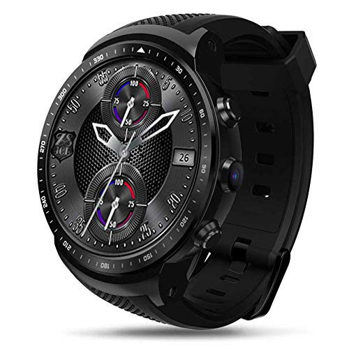 RONSHIN Zeblaze Thor PRO 1.53 Inch 1+16GB 3G GPS WiFi Smartwatch Android 5.1 MTK6580 Quad Core 2.0 MP Camera Heart Rate Monitor Smart Watch