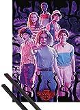 1art1 Stranger Things Poster (91x61 cm) 3, Group Inklusive