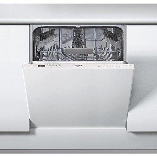 Whirlpool Europe PH wic3 C26p Lave-Vaisselle encastrable Disparition Totale, métal, Blanc, 82 x 59,5 x 57 cm