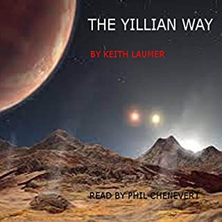 The Yillian Way audiobook cover art