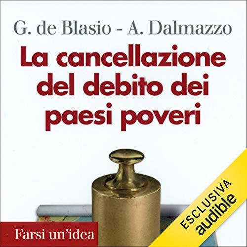 Couverture de La cancellazione del debito dei paesi poveri