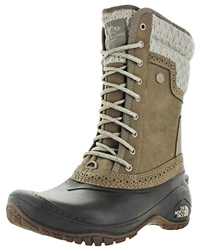 The North Face Shellista II Mid Split Rock Brown/Dove Grey 8 B (M)