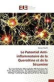 Le Potentiel Anti-Inflammatoire de la Quercetine et de la Sesamine