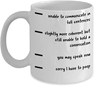 Best coffee mug unable to communicate in full sentences Reviews