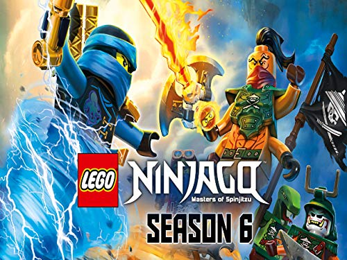 LEGO Ninjago: Masters of Spinjitzu - Skybound S6