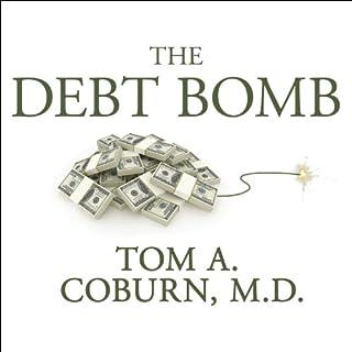 The Debt Bomb audiobook cover art