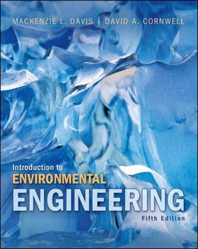 Introduction to Environmental Engineering (The Mcgraw-hill Series in Civil and Environmental Engineering)