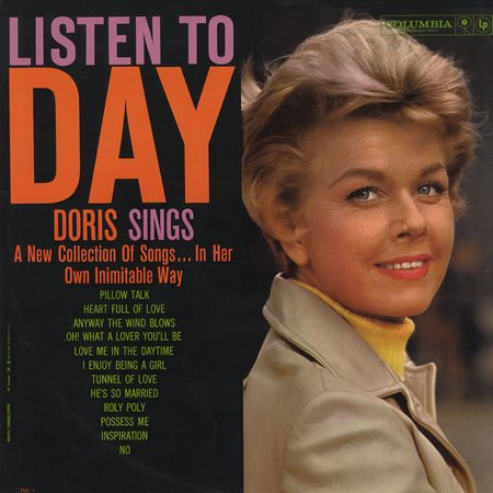 Doris Day: Listen To Day -- Doris Sings A New Collection Of Songs... In Her Own Inimitable Way [Vinyl LP] [Mono]