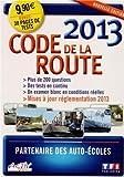 Code de la route 2013