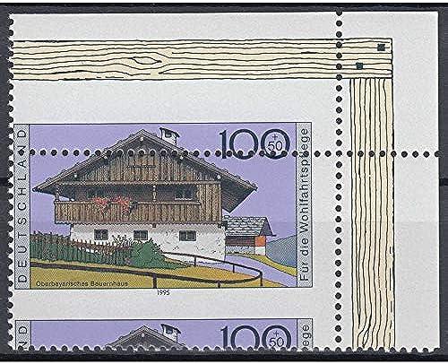 Goldhahn BRD Bund Nr. 1822 postfrisch  Verz ung Briefürken für Sammler