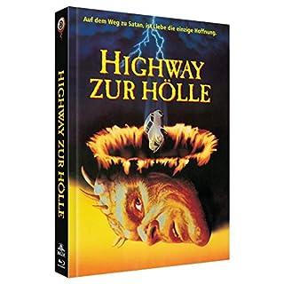 Highway zur Hölle - Mediabook, Cover A, Limitiert auf 444 Stück (2-Disc Limited Collector's Edition Nr. 37) (+ DVD) [Blu-ray]