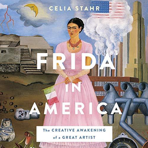 Page de couverture de Frida in America