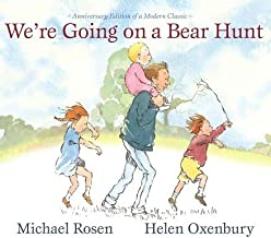 We're Going on a Bear Hunt( Anniversary Edition of a Modern Classic)[WERE GOING ON A BEAR HUNT SPEC][Hardcover]