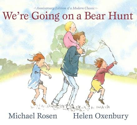 going on a bear hunt board book - 7