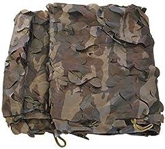 Original Gmbh Produit Arm/ée Chasse Camping 3x2 M Filet de Camouflage Camouflage en Couleurs Noir Blanc Vert Olive et D/ésert-Coyote