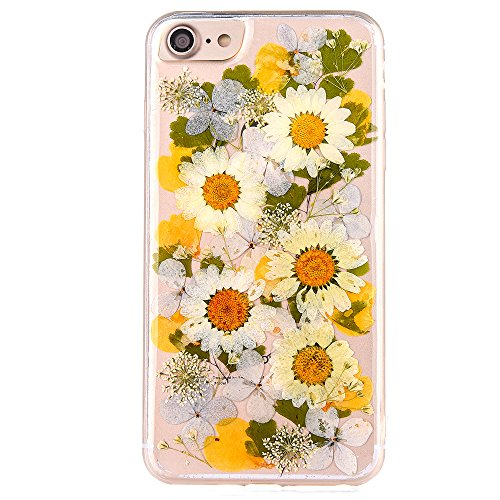 Best pressed flowers iphone case for 2021