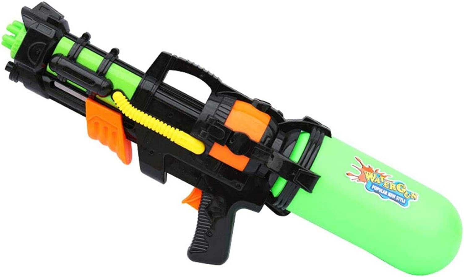 XLongtoy Classic Water Pistol Water Gun Super Soakers Water Blaster Toys for Kids and Adults 52CM Pulltype