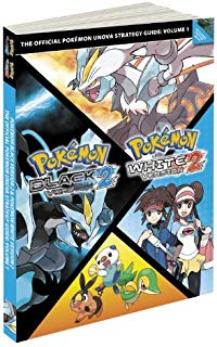 Pokemon Black Version 2 & Pokemon White Version 2 Scenario Guide: The Official Pokemon Strategy Guide (Prima Official Game Guide)