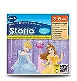 VTECH Jeu éducatif Storio 2 Princesses Disney