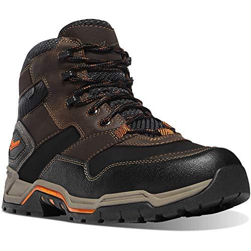 """Danner Men's 15161 Field Ranger 6"""" Waterproof NMT/EH Work Boot, Brown - 10.5 D"""
