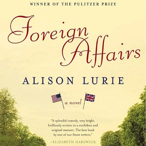 Foreign Affairs audiobook cover art