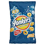 Yonkers Snack al Formaggio Non Fritti, 120g