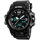 Mens Digital Watches 50M Water...