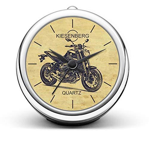 KIESENBERG Design Orologio da Tavolo Regalo per MT-09 Fan Clock T-20417
