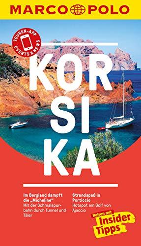 MARCO POLO Reiseführer Korsika: Reisen mit Insider-Tipps. Inkl. kostenloser Touren-App und Event&News (MARCO POLO Reiseführer E-Book)