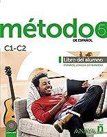 Metodo de espanol: Libro del alumno + DVD (C1-C2)