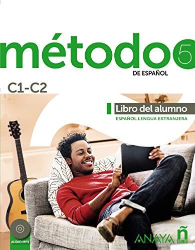 Nuevo Sueña: Metodo 5 - Libro Alumno - C1/C2: Libro del alumno + DVD (C1-C2)
