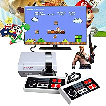 620 Retro Classic Video Game Console AV Output Mini NES Console 620 in 1 Built-in Plug and Play Video Games,is an Ideal Gift Choice for Children and Adults  Small