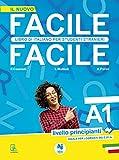 Foto Facile facile. Libro di italiano per studenti stranieri. A1 livello principianti. Ediz. per la scuola