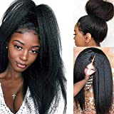 Maxine Peluca de pelo corto Bob virgen brasileño recto Bob pelucas de pelo humano para mujeres negras parte media pelo virgen