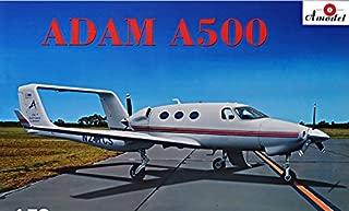 PLASTIC MODEL AIRPLANE ADAM A500 US CIVIL AIRCRAFT 1/72 AMODEL 72350