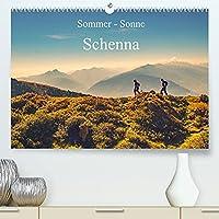 Sommer - Sonne - Schenna (Premium, hochwertiger DIN A2 Wandkalender 2022, Kunstdruck in Hochglanz): Erleben Sie Schenna mit seinen Bergwelten im Herzen Suedtirols hautnah. (Monatskalender, 14 Seiten )