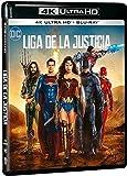 La Liga de la Justicia (UHD 4K + BD) [Blu-ray]