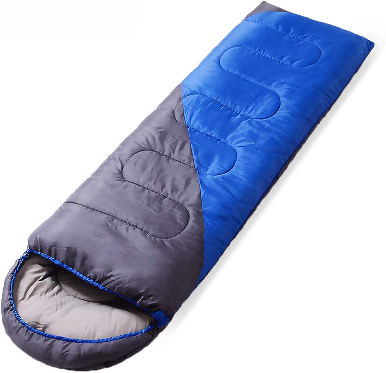 4 Jahreszeiten Schlafsack Halten Sie Sie Sie warme Camping Splicable Lunch Pause Indoor-Portable Cotton Schlafsack B07Q6KJMPZ  Moderater Preis 214136