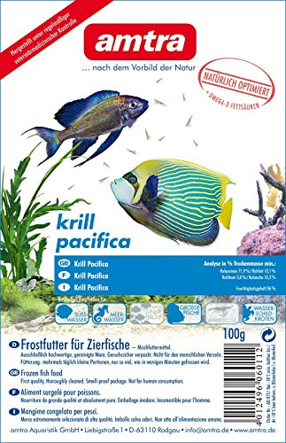 Amtra Krill Pacifica Blister 60x100g (6kg)