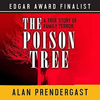 The Poison Tree audiobook cover art