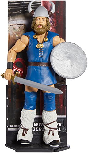 WWE BERZERKER ELITE COLLECTION ACTION FIGURE