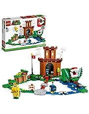 LEGO 71362 Super Mario Bevakad Fästning - Expansionsset, Flerfärgad, 468 Delar, 38,2 x 26,2 x 7,05 cm
